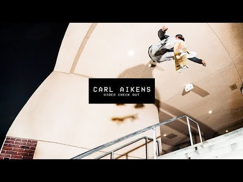 Video Check Out: Carl Aikens - TransWorld SKATEboarding
