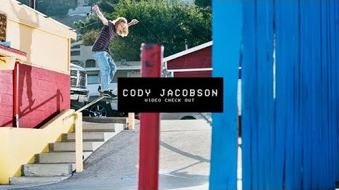 Video Check Out: Cody Jacobson | TransWorld SKATEboarding