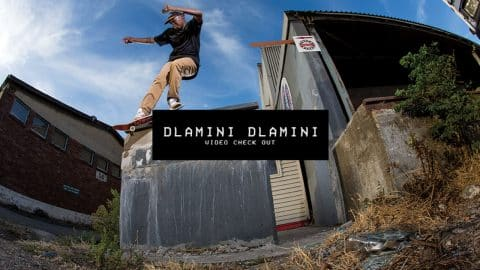 Video Check Out: Dlamini Dlamini | TransWorld SKATEboarding - TransWorld SKATEboarding