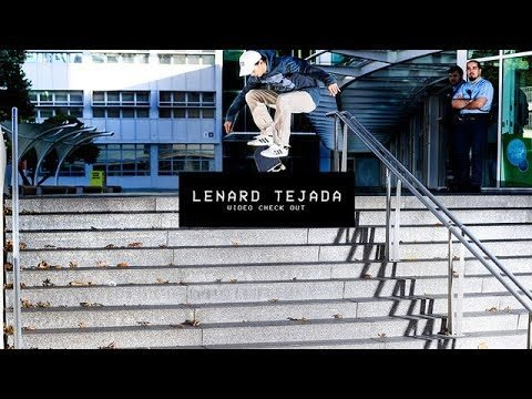 Video Check Out: Lenard Tejada - TransWorld SKATEboarding