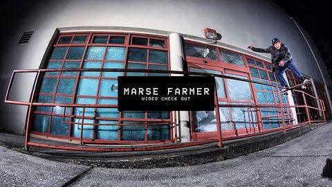 Video Check Out: Marse Farmer | TransWorld SKATEboarding