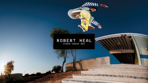 Video Check Out: Robert Neal | TransWorld SKATEboarding - TransWorld SKATEboarding