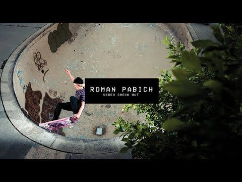 Video Check Out: Roman Pabich - TransWorld SKATEboarding