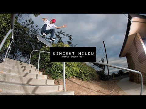 Video Check Out: Vincent Milou | TransWorld SKATEboarding - TransWorld SKATEboarding