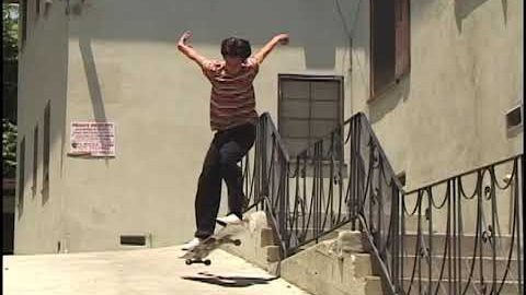 Video Check Out: Zac Gracie | TransWorld SKATEboarding