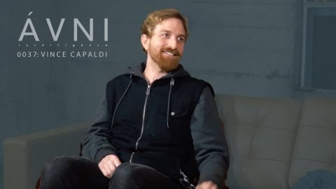 Vince Capaldi: Building Glassy Eyewear part 2 | The AVNI Interviews with Mikey Taylor & Eric Bork | Avni Intelligence