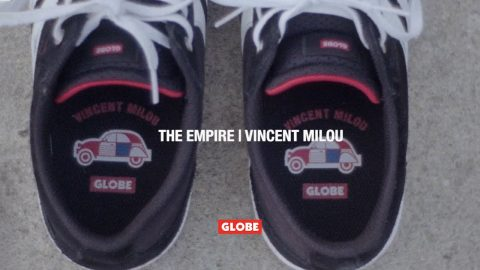 Vincent Milou Empire Colorway | Globe Brand | GLOBE