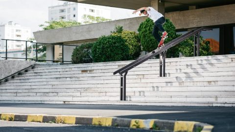 Vincent Milou Free Part | Freeskatemag