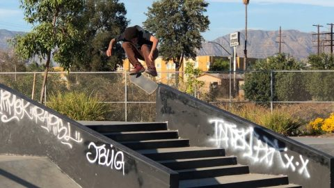 VINNIE BANH, JOHN GETZ & FRIENDS SKATE THE VALLEY !!! - NKA VIDS - - Nka Vids Skateboarding