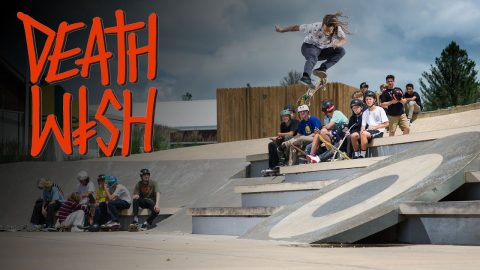 VIP: Deathwish Skateboards at Woodward PA | Woodward Camp