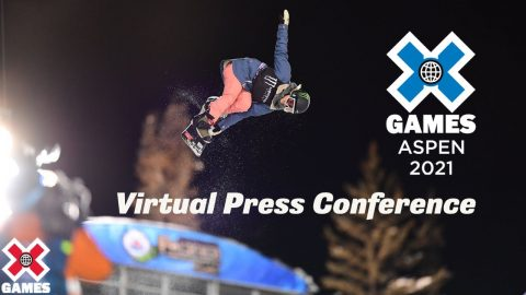 VIRTUAL PRESS CONFERENCE | X Games Aspen 2021 | X Games