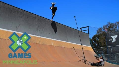 Virtual Reality: Skate Vert | X Games Minneapolis 2017 - X Games