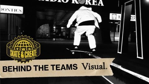 "Visual in ""Silhouettes"" 