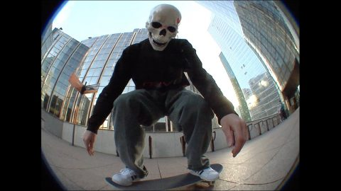 "Vladimir Cauchemar - Rave skateboards ""Family & Friends"" part 