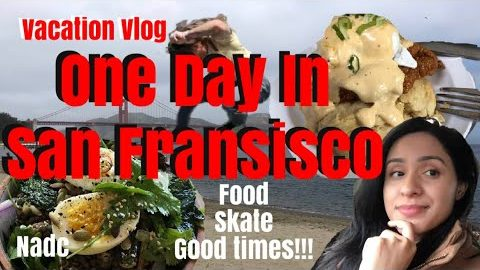 Vlog One Day In San Fransisco NADC Neenos Essentials | Neen Williams