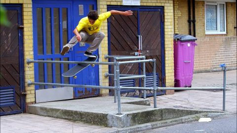 Volcom London - TransWorld SKATEboarding