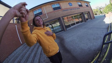 Volcom Presents: Sam Atkins - Welcome to the Team! | Volcom