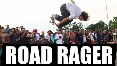 Volcom Road Rager Tour em SP - Eventos - Black Media