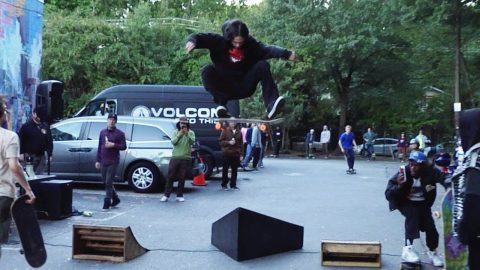 "Volcom's ""GTXX - DOWN SOUTH IN HELL"" ATL Premiere 