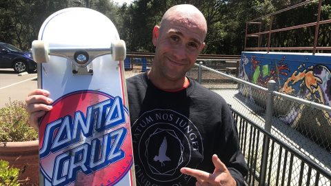 VX DECK PRODUCT CHALLENGE & A SNEAK PEEK AT THE INDY MiDS! SANTA CRUZ SKATEBOARDS PRODUCT VIDEO | Santa Cruz Skateboards
