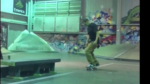Wade DesArmo: Skate Loft - Grand Collection