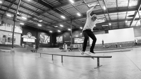 Walker Ryan - He Could Go All The Way - The Berrics