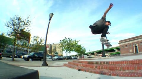Walker Ryan Raw NYC | TransWorld SKATEboarding - TransWorld SKATEboarding