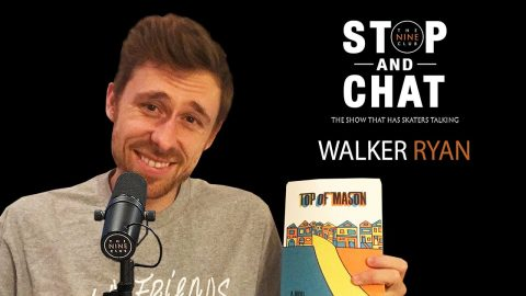 Walker Ryan - Stop And Chat | The Nine Club With Chris Roberts | The Nine Club