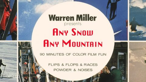 Warren Miller's Any Snow Any Mountain - Jim McConkey & Pepi Stiegler - Full Movie - Echoboom Sports
