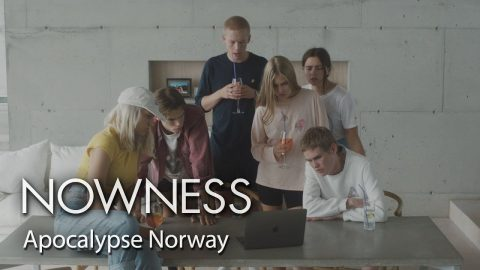 Watch a group of teens live their last days on Earth as a global virus signals the end of the world' | NOWNESS