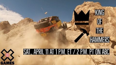 WATCH KING OF THE HAMMERS ON ABC | World of X Games | X Games