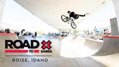 WATCH LIVE: BMX Park Final at Road to X Games: Boise Park Qualifier 2018 | X Games