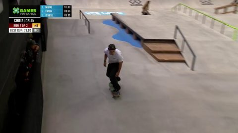 WATCH LIVE: Men's Skate Street Qualifier, Next X Skate Park & Street | X Games Minneapolis 2018 | X Games
