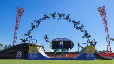WATCH LIVE: Moto X QuarterPipe High Air Final at X Games Sydney 2018 | X Games
