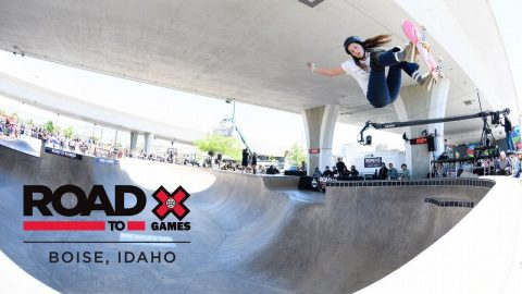 WATCH LIVE: Women's Skate Park Final at Road to X Games: Boise Park Qualifier 2018 | X Games