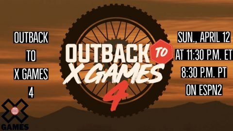 WATCH OUTBACK TO X GAMES 4 ON ESPN2 | World of X Games | X Games