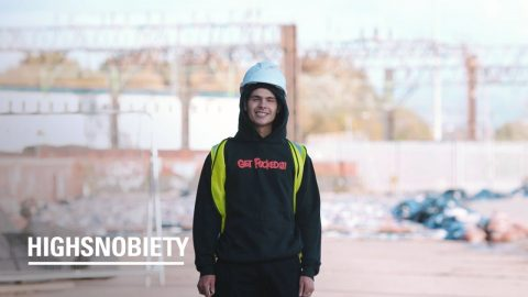 Watch slowthai Run Wild at The Warehouse Project's Massive New Venue | Highsnobiety
