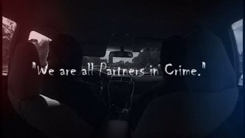 """We are all Partners in Crime."" Full Length Skatevideo 