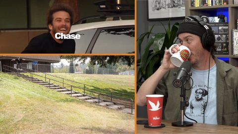 We Discuss Chase Webb's Pizza Skateboards Part! | Nine Club Highlights