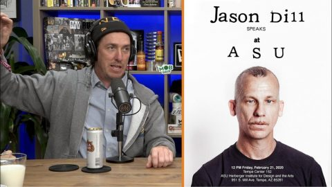 We Discuss Jason Dill's Lecture At ASU | The Nine Club Highlights