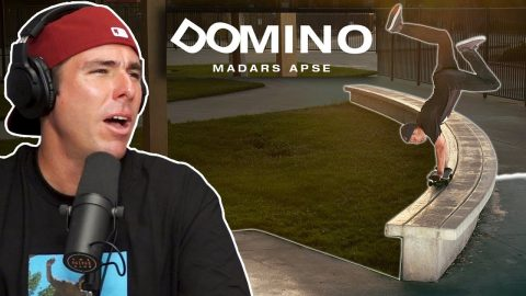 "We Discuss Madars Apse's DC Shoes ""Domino"" Part! 