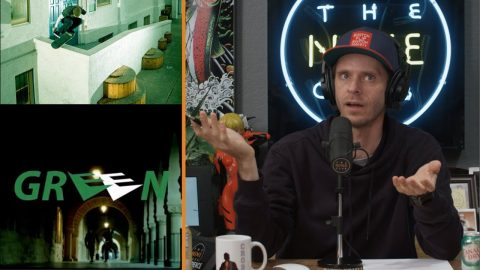 "We Discuss The Emerica ""Green"" Video (WOW!!!!) 