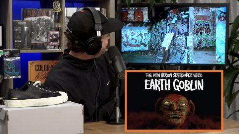 "We Discuss The Heroin ""Earth Goblin"" Video!!! 