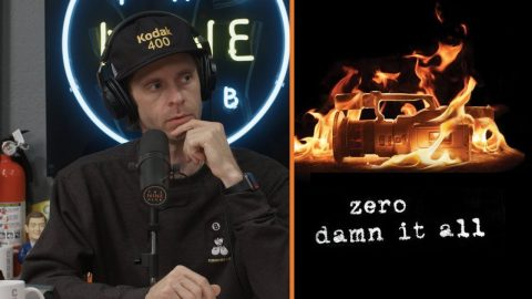 "We Discuss The Zero ""Damn It All"" Video 