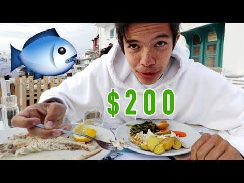 WE PAID $200 FOR A FISH?! - Chris Chann