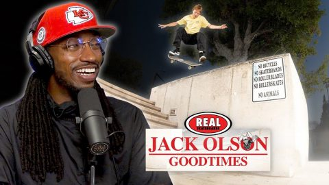 """We Review Jack Olson's """"Goodtimes"""" Part 
