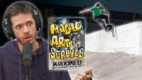 "We Review Krooked's ""Magic Art Supplies"" Video 