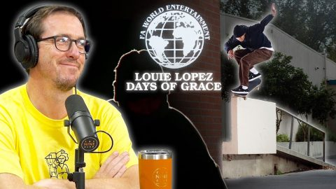 "We Review Louie Lopez '""Days Of Grace"" Video Part 