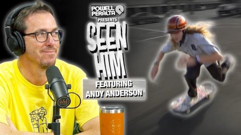 """We Review Powell Peralta's """"Seen Him"""" Feat. Andy Anderson 