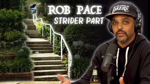 "We Review Rob Pace's ""Strider"" Part! 